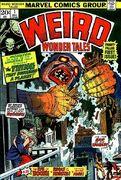 Weird Wonder Tales Vol 1 1
