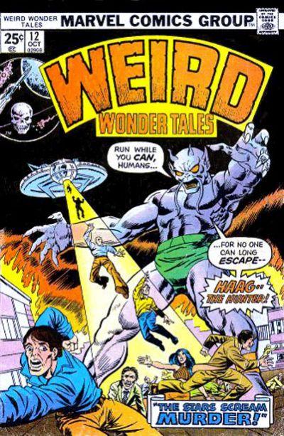 Weird Wonder Tales Vol 1 12