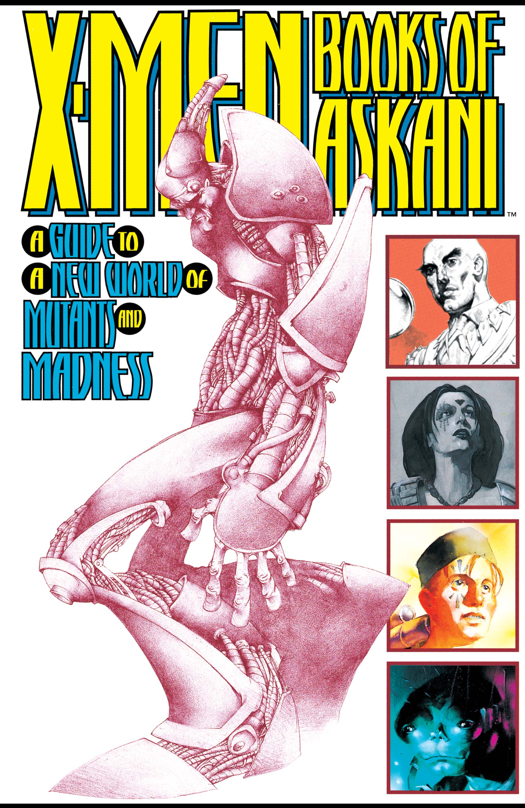 X-Men: Books of Askani Vol 1 1