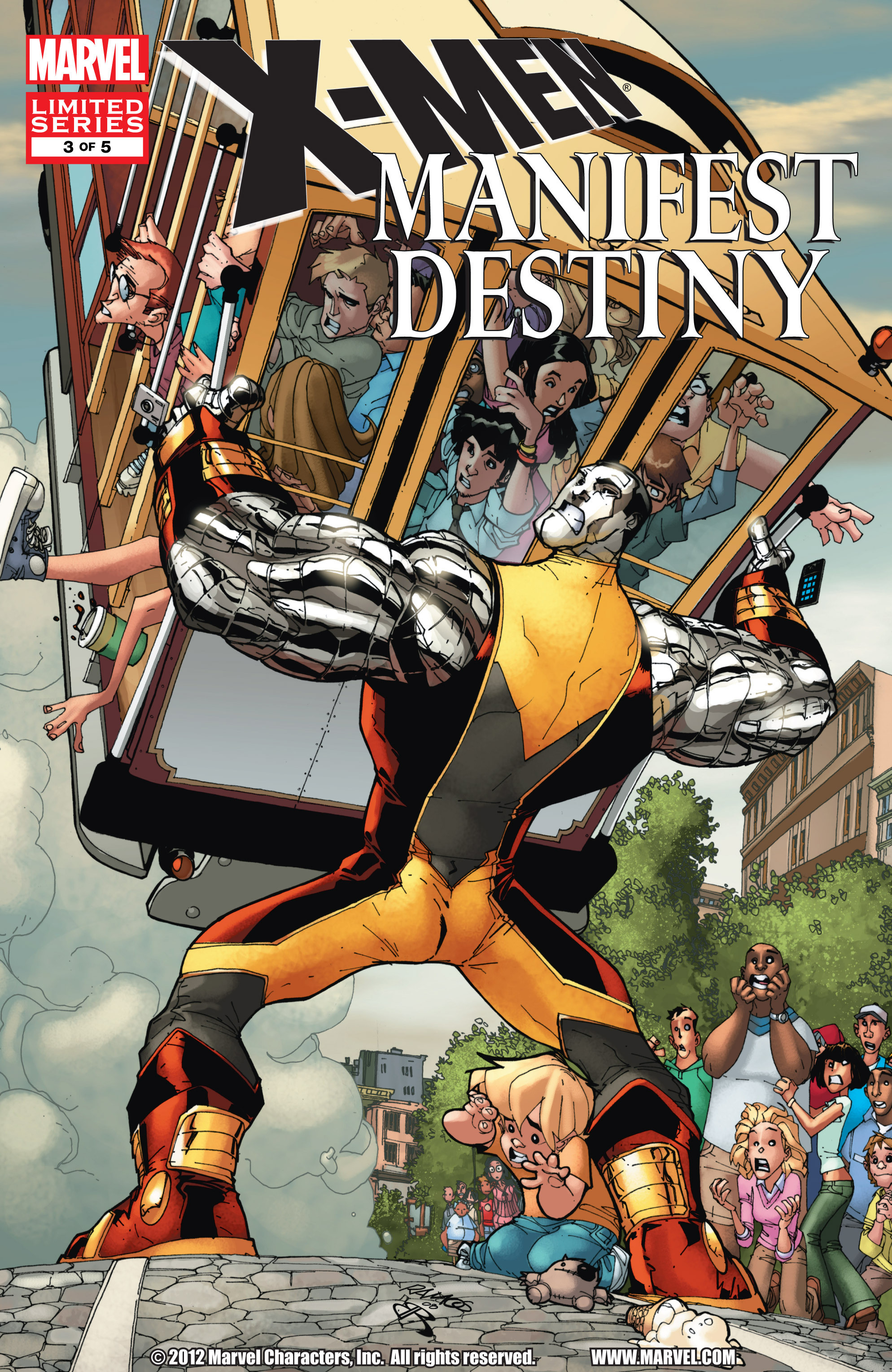 X-Men: Manifest Destiny Vol 1 3