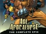 X-Men: The Complete Age of Apocalypse Epic Collection Vol 1 1