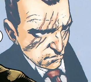 Yagyu Kojiro (Earth-616)