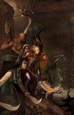 1602 Witch Hunter Angela Vol 1 2 Textless.jpg