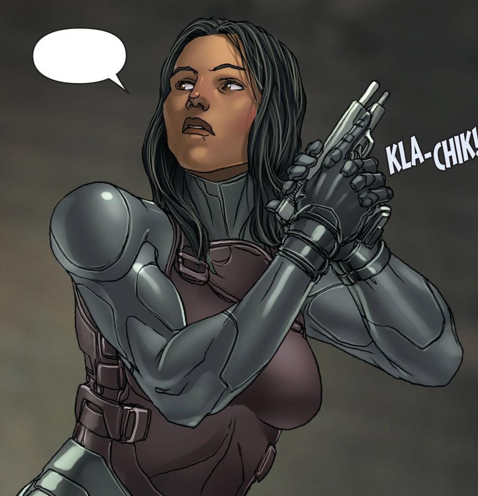 Alisande Morales (Earth-616)