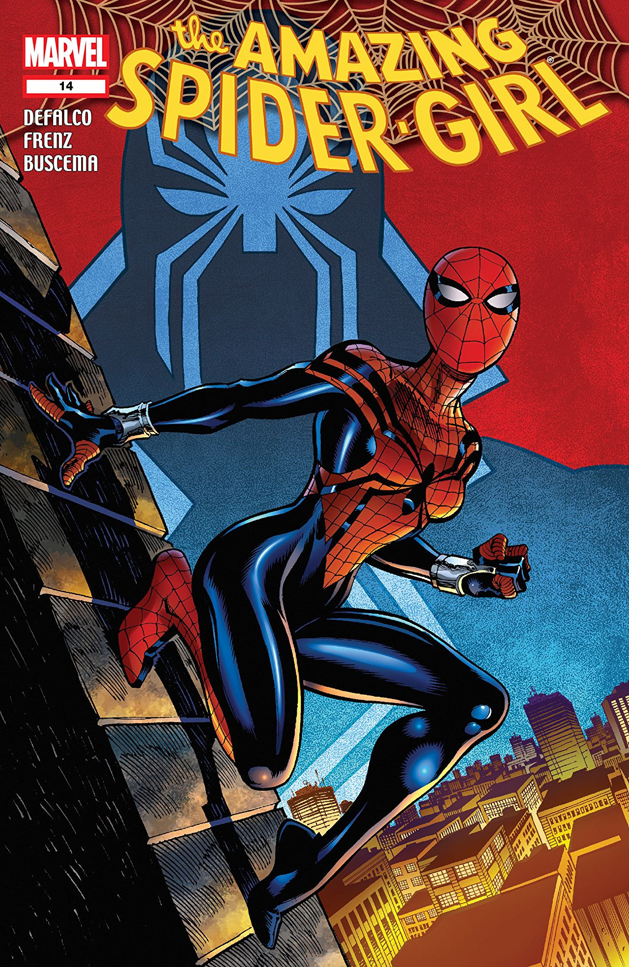 Amazing Spider-Girl Vol 1 14