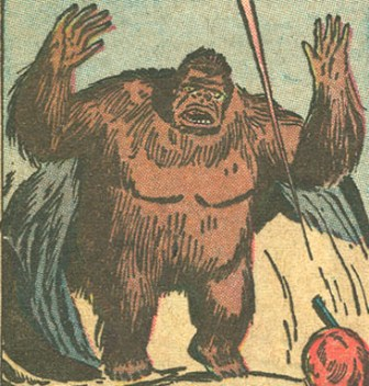 Ape (Old West) (Earth-616)