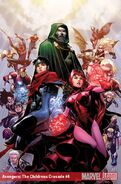 Avengers The Children's Crusade Vol 1 4 Textless