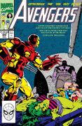 Avengers Vol 1 326