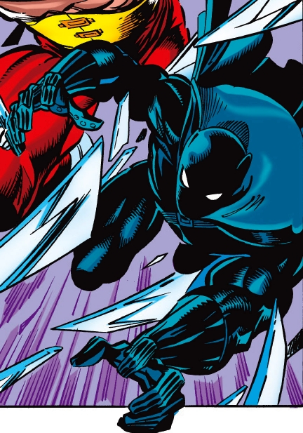 Black Panther (Taskmaster Android) (Earth-616)