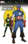 Captain America Annual Vol 3 1 Charest Variant