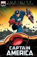 Captain America Annual Vol 3 1 Lim Connecting Variant