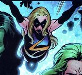 Carol Danvers (Earth-7121)