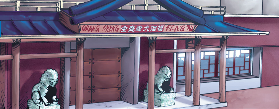 Chi-Chinese Restaurant