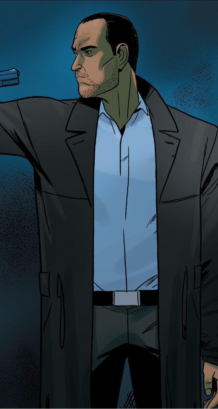 Danilo Rojas (Earth-616)