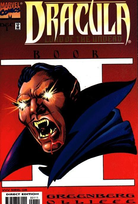 Dracula: Lord of the Undead Vol 1 1