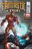 Fantastic Four Vol 4 6 Many Armors of Iron Man Variant.jpg