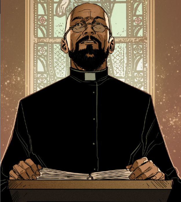 Father Cathal (Earth-616)