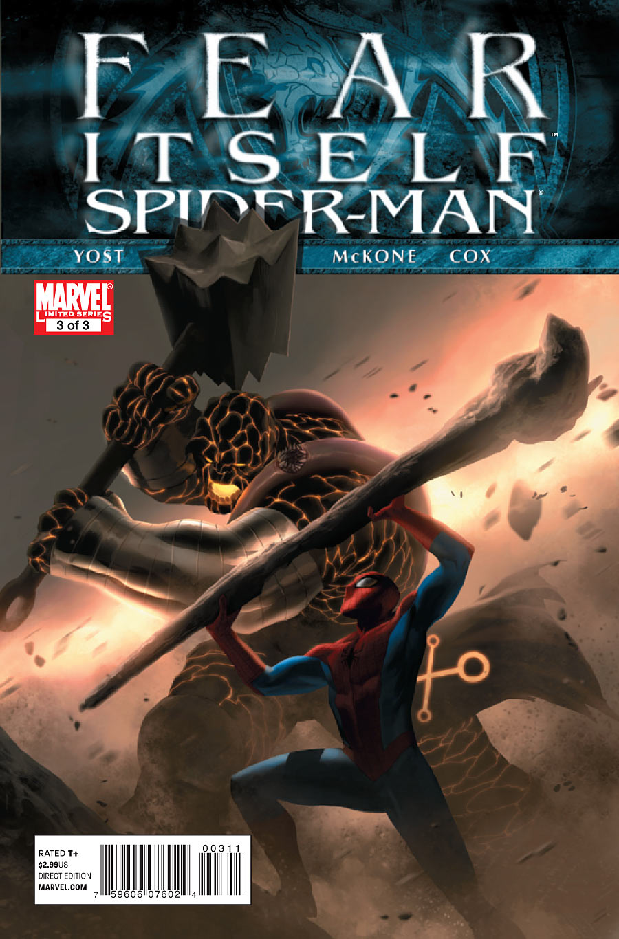 Fear Itself: Spider-Man Vol 1 3