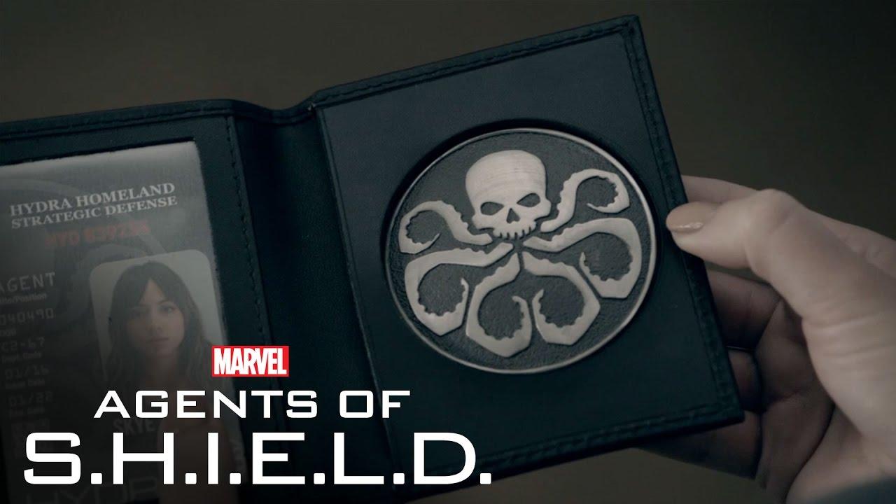 Forging Marvel's S.H.I.E.L.D. Season 2 1