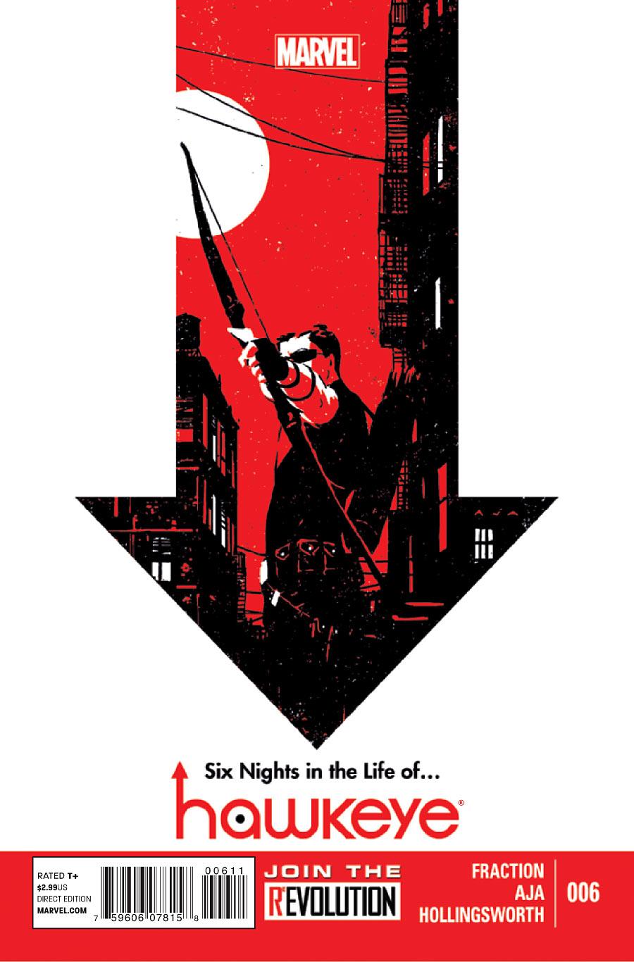 Hawkeye Vol 4 6