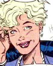 Helen Shaw (Earth-616)