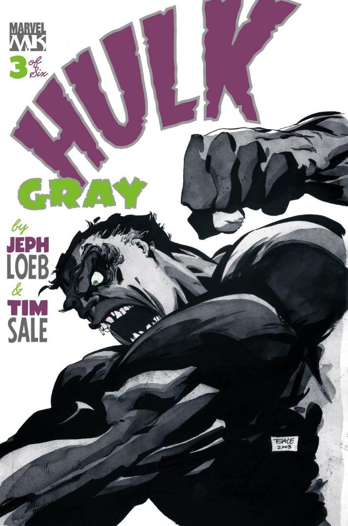 Hulk: Gray Vol 1 3