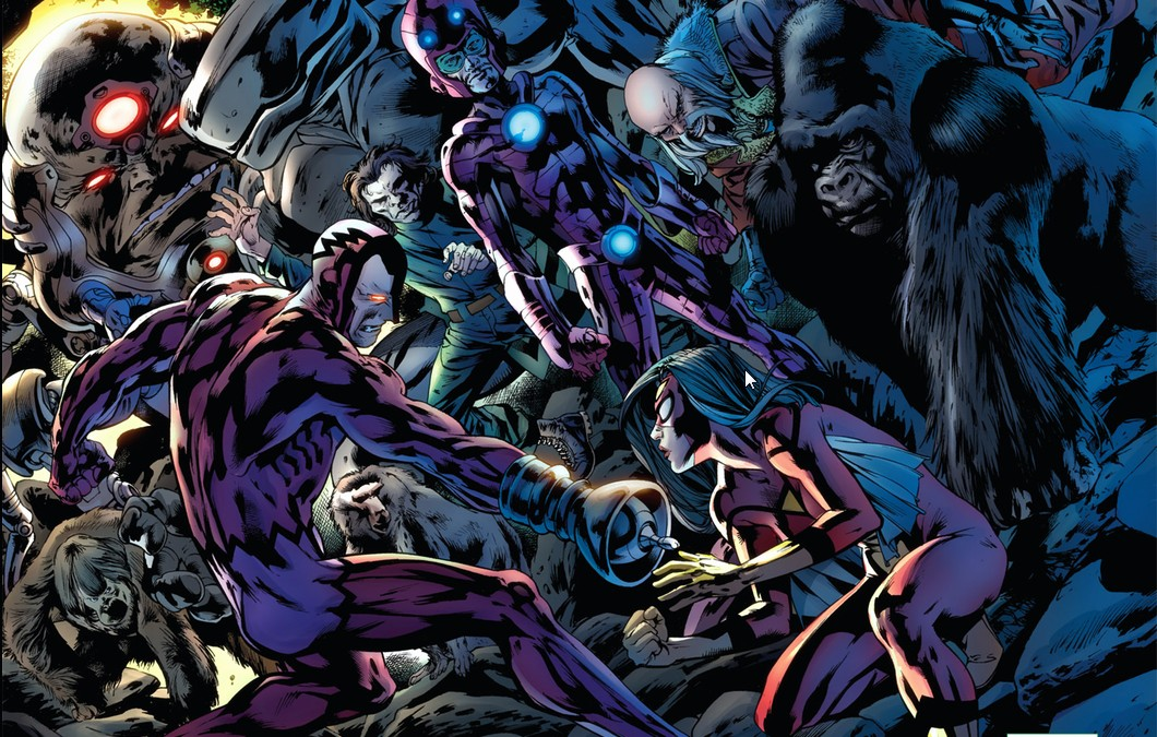 Super-Apes (Earth-61112)