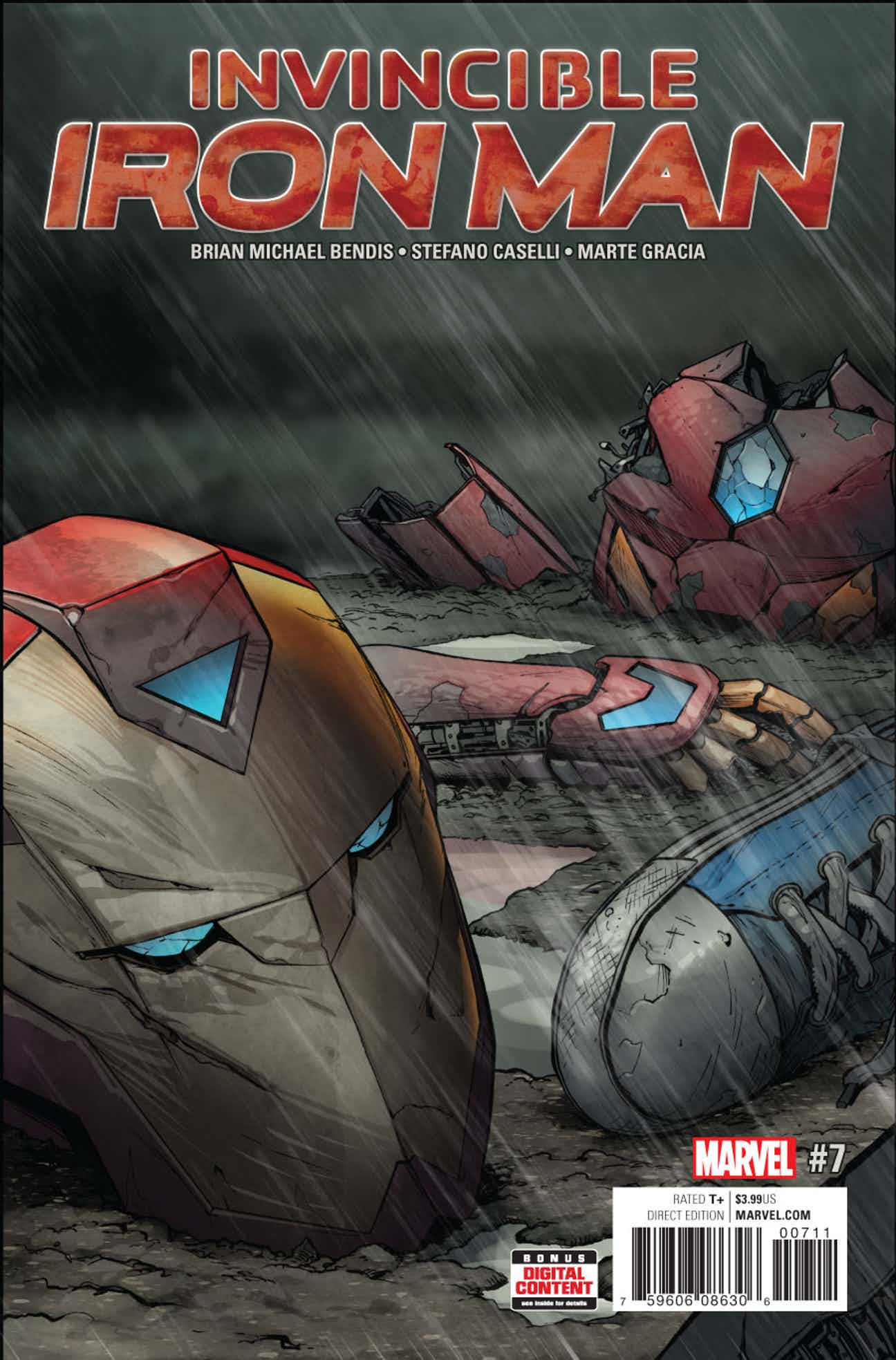 Invincible Iron Man Vol 4 7
