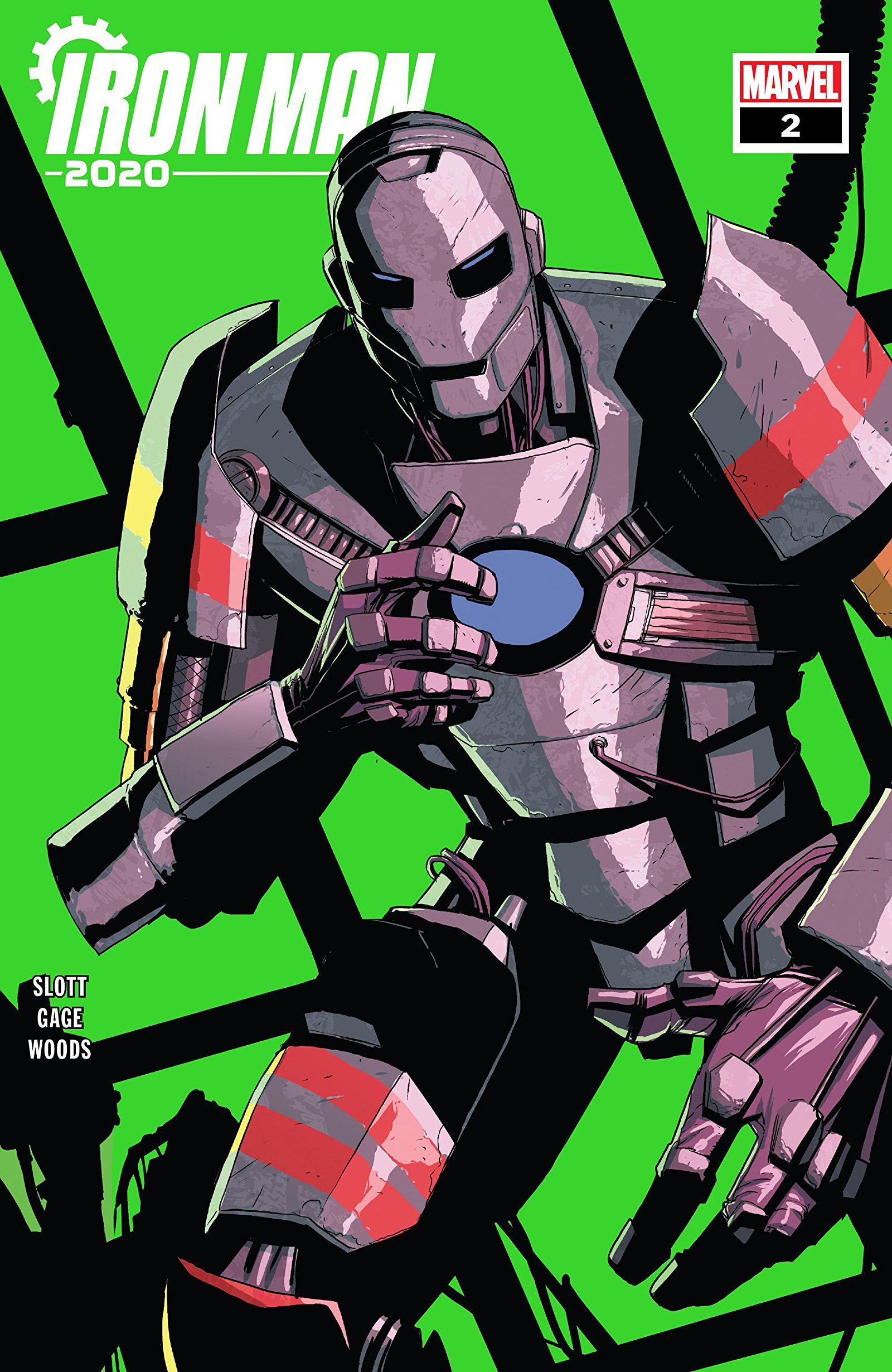 Iron Man 2020 Vol 2 2