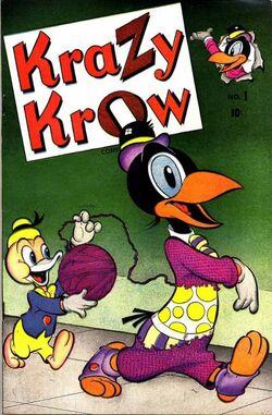 Krazy Krow Vol 1 1.jpg