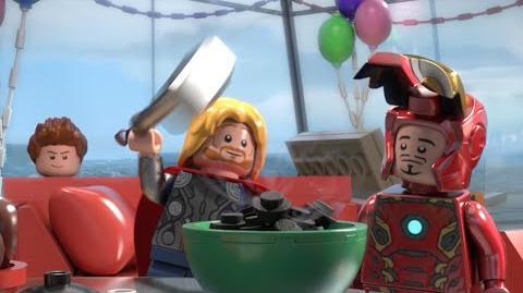 LEGO Marvel Super Heroes: Avengers Reassembled Season 1 1