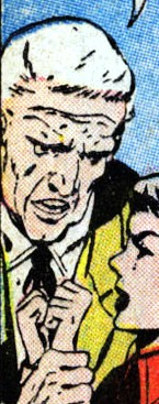 Mark Cabot (Earth-616)