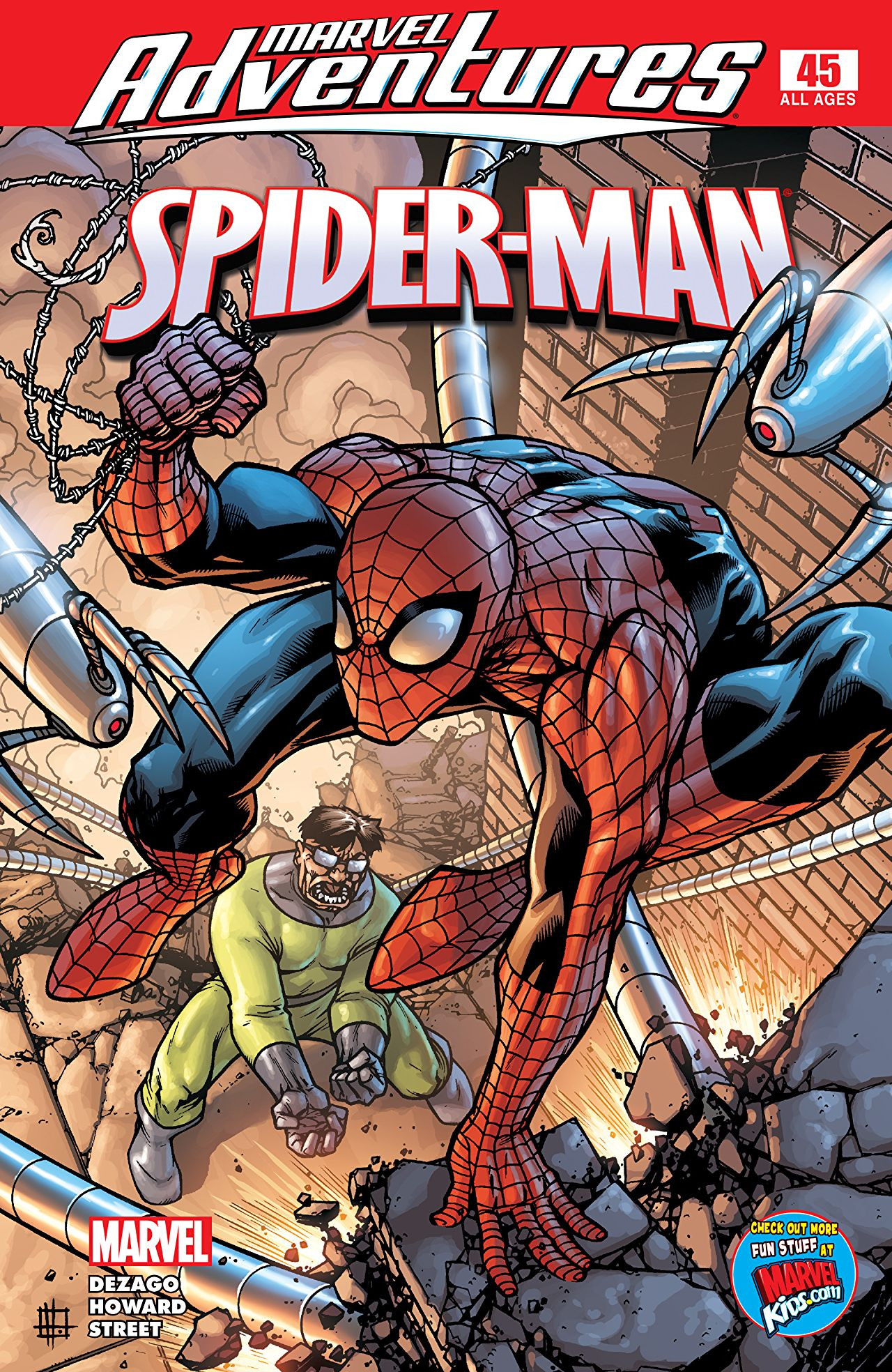 Marvel Adventures: Spider-Man Vol 1 45