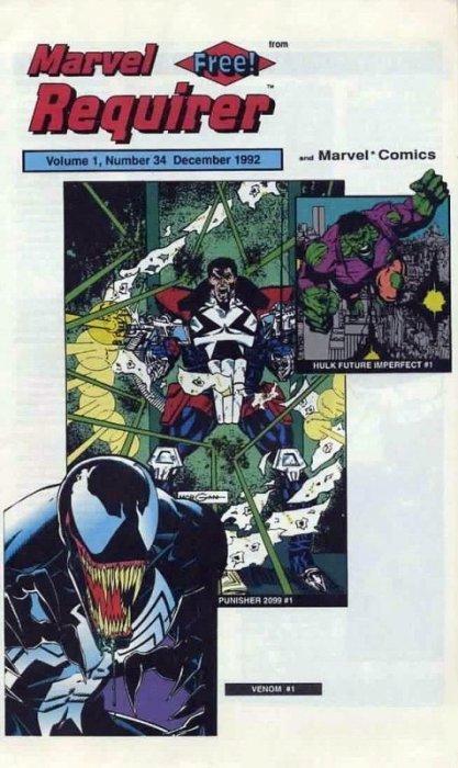 Marvel Requirer Vol 1 34
