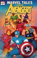 Marvel Tales Avengers Vol 1 1