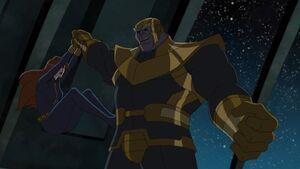 Natalia Romanova (Earth-12041) and Thanos (Earth-12041) from Marvel's Avengers Assemble Season 2 2 0001.jpg