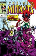 New Mutants Vol 1 84