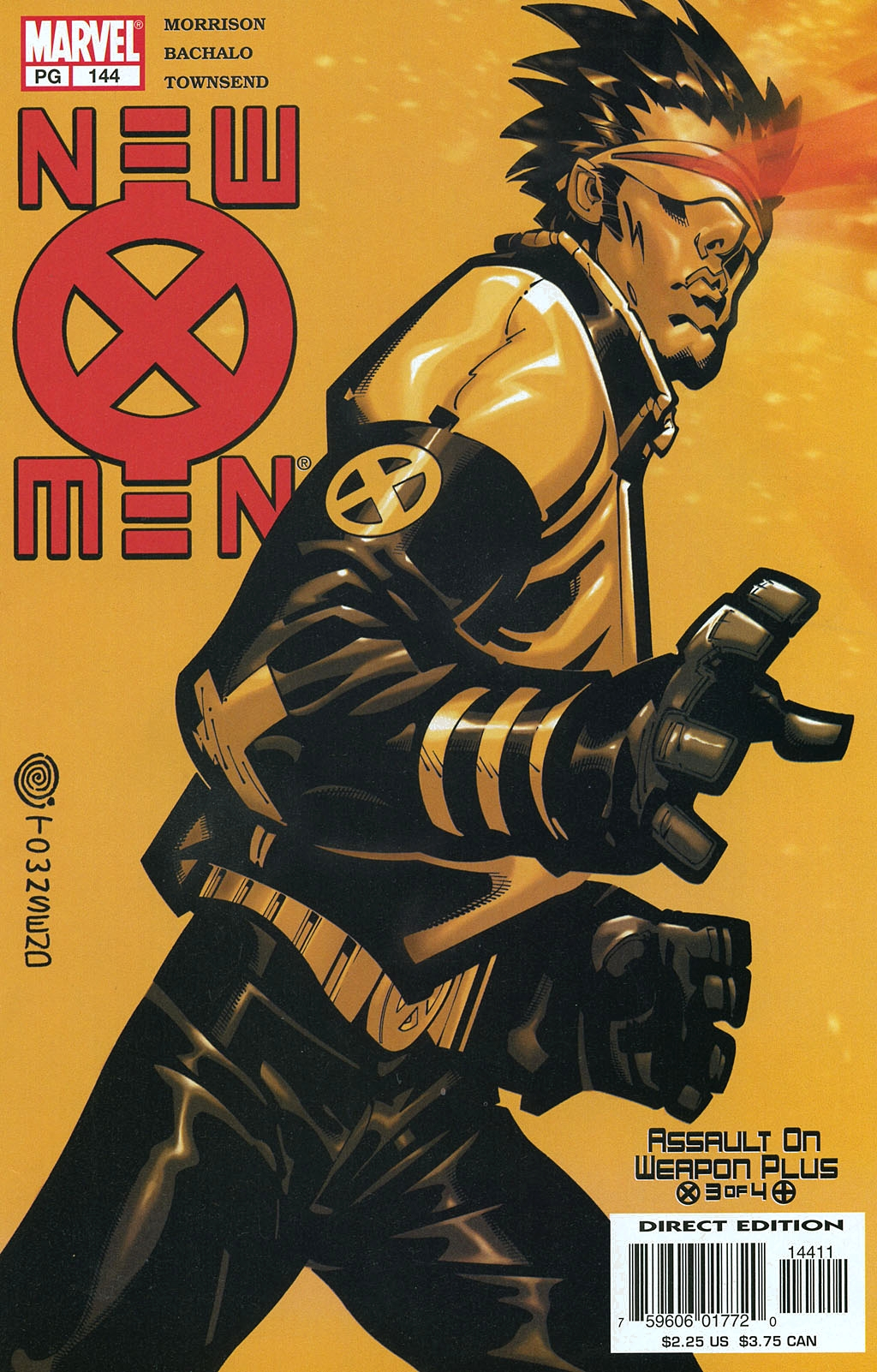 New X-Men Vol 1 144