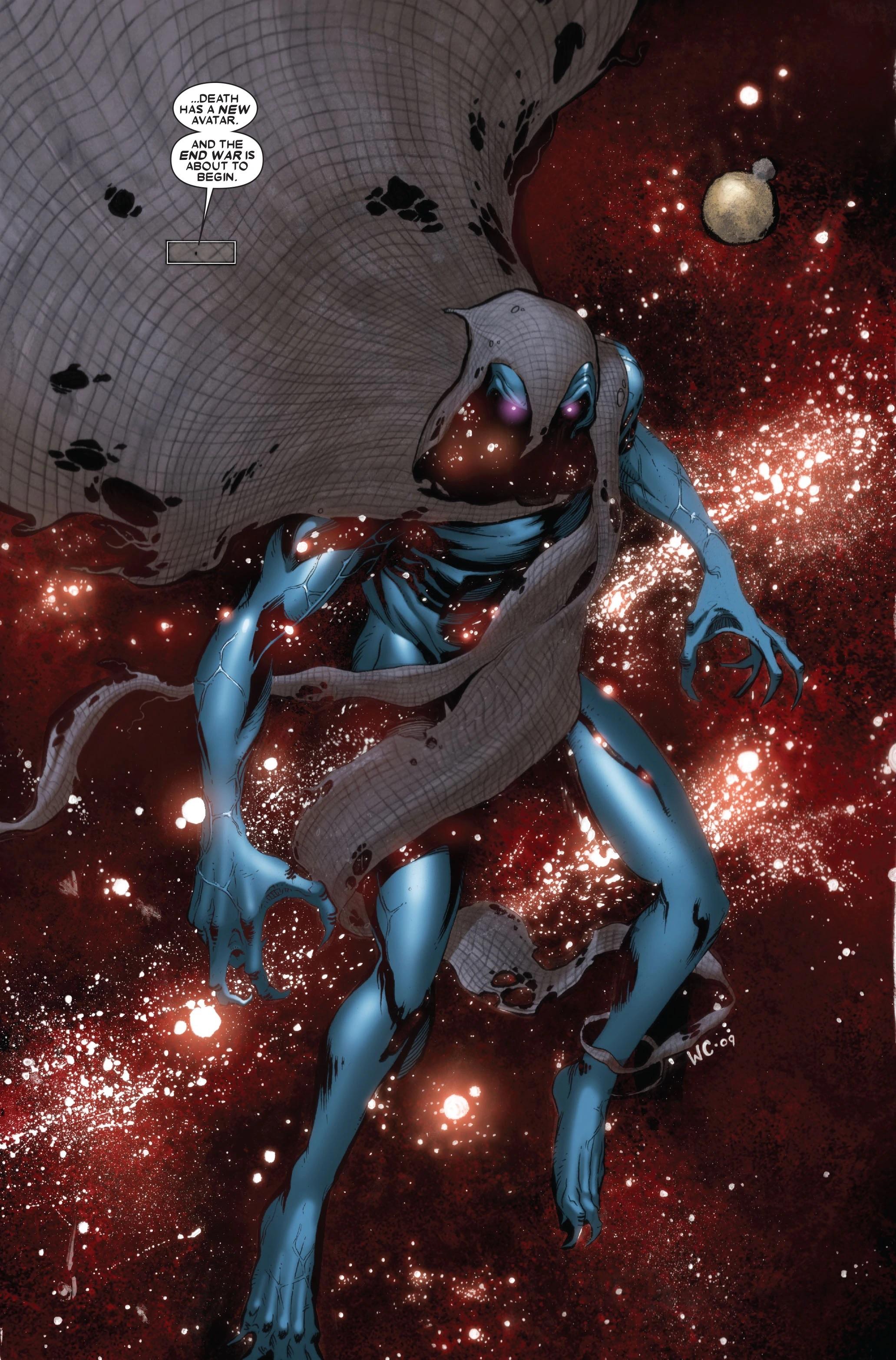 Oblivion (Earth-616)