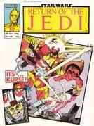 Return of the Jedi Weekly (UK) Vol 1 129