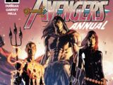 Savage Avengers Annual Vol 1 1