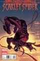 Scarlet Spider Vol 2 1 Venom Variant