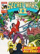 Secret Wars II (UK) Vol 1 70