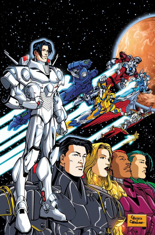 Spaceknights Vol 2 1
