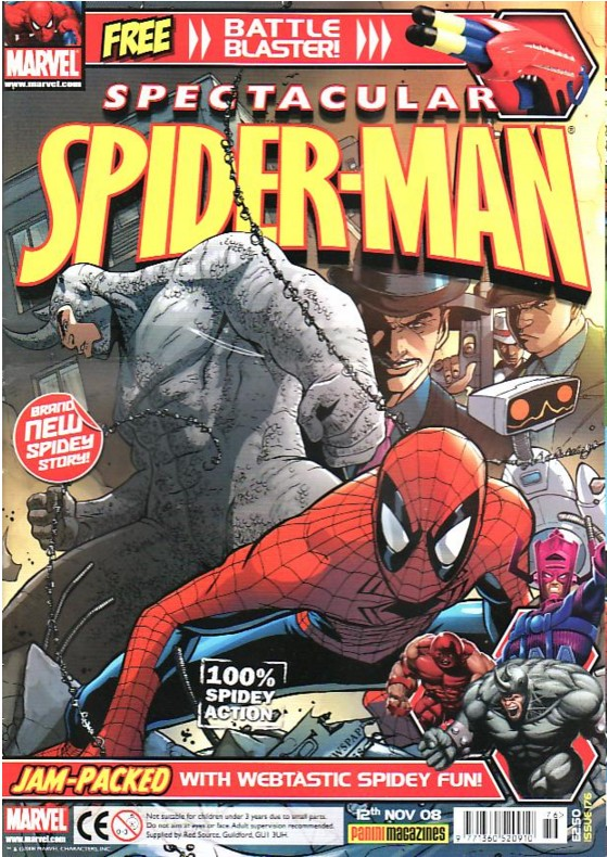 Spectacular Spider-Man (UK) Vol 1 176