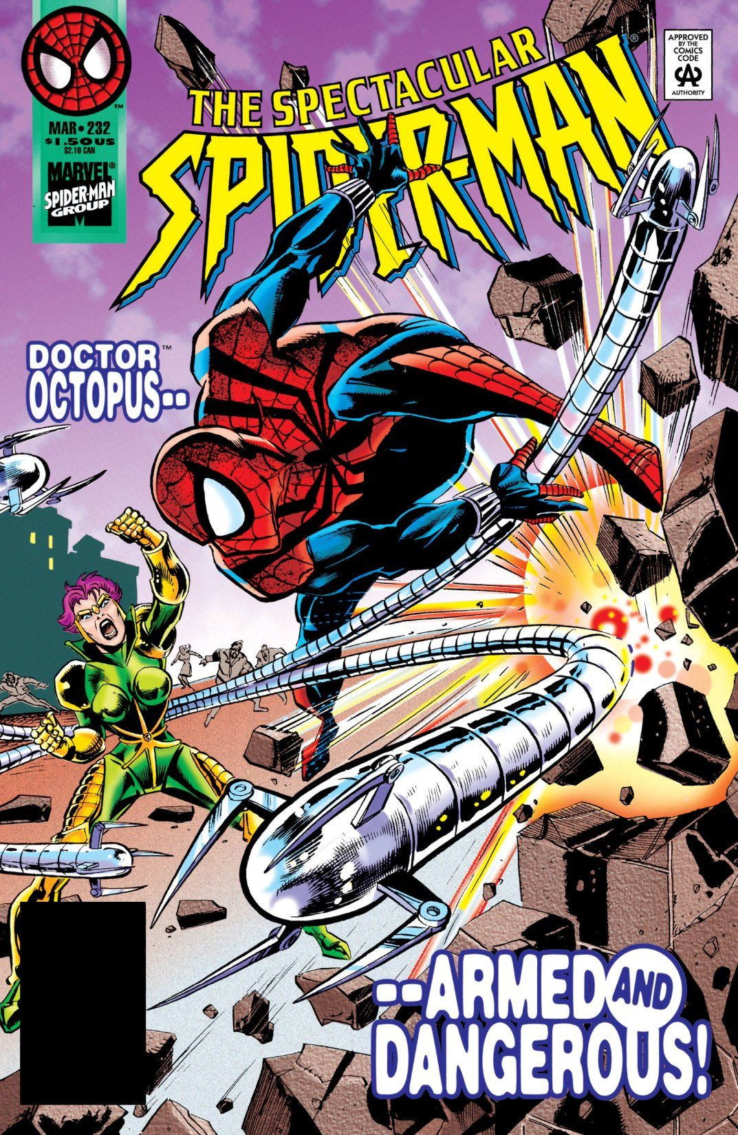 Spectacular Spider-Man Vol 1 232