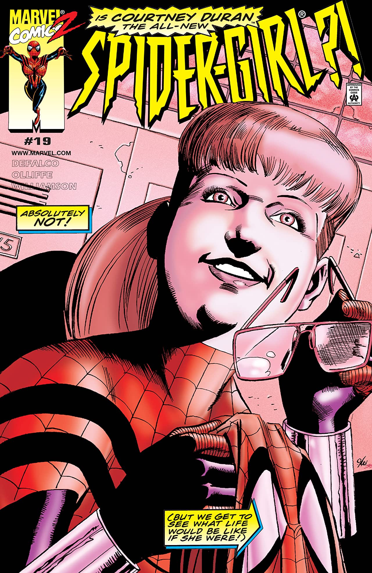 Spider-Girl Vol 1 19
