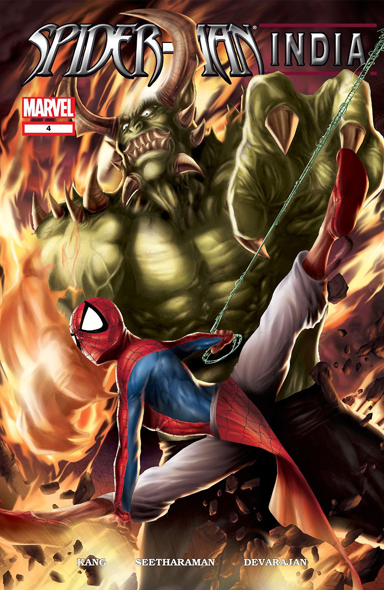 Spider-Man: India Vol 1 4