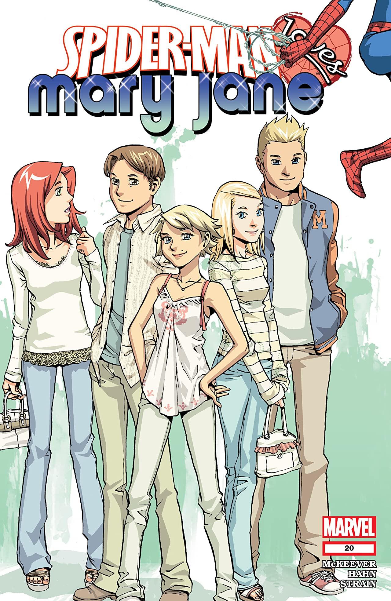 Spider-Man Loves Mary Jane Vol 1 20