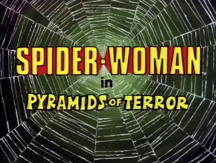 Spider-Woman (animated series) Season 1 1